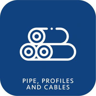 Applications Pipe, Profiles and Cables