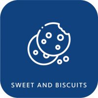 Applications Sweet and Biscuits